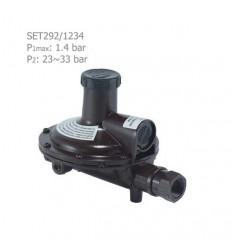 رگلاتور گاز مایع ستاک مدل SET292/1234
