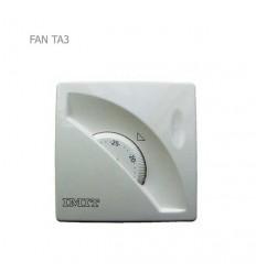 ترموستات فن کویل ایمیت IMIT مدل FAN TA3