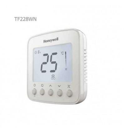 ترموستات دیجیتال فن کویل هانیول مدل TF228WN