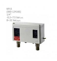 پرشر سوئیچ دانفوس ریست اتوماتیک مدل KP15