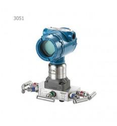 ترانسمیتر فشار چندمنظوره رزمونت مدل 3051