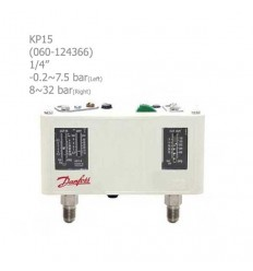 پرشر سوئیچ دانفوس ریست دستی مدل KP15