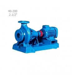 الکترو پمپ زمینی پمپیران مدل 200-40