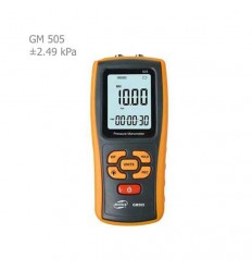 فشارسنج تفاضلی دیجیتال بنتک مدل GM505
