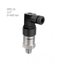 ترانسمیتر فشار پکنز مدل MPS-10