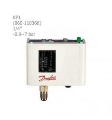 پرشر سوئیچ دانفوس ریست دستی مدل KP1