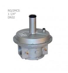 """رگلاتور گازی ماداس دنده ای سایز """"1/4 1 مدل RG/2MCS"""