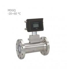 فلومتر توربینی گاز مدکو (MADECO) مدل MDGQ