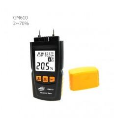 رطوبت سنج چوب و کاغذ دیجیتال بنتک مدل GM610