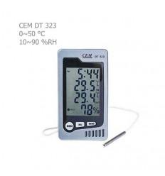 رطوبت سنج دیجیتال سی ای ام (CEM) مدل DT 323