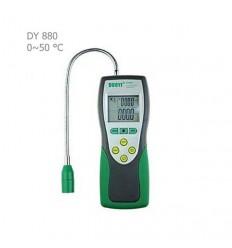 گازسنج یا نشتی یاب گاز دویی (DOUYI) مدل DY 880