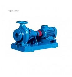 PumpIran Circulator Ground Pump rpm -1450 with Chassis 100-200 Model
