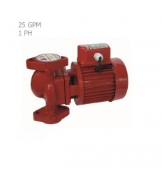 پمپ سیرکولاتور خطی سمنان انرژی 1/4 1 اینچ مدل S100