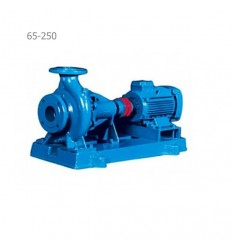 PumpIran Circulator Ground Pump rpm -1450 with Chassis 65-250 Model