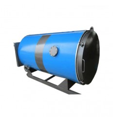 دیگ آب گرم/ آب داغ سیسان دو پاس وت بک شعله برگشتی با فشار کار 6 بار