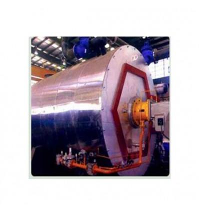 دیگ فولادی آب گرم سوپراکتیو سه پاس درای بک