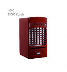 هیتر گازی نیک گستر مدل H660