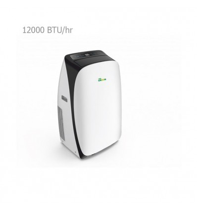 کولر گازی پرتابل گرین مدل H12P1T1A