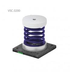 لرزه گیر پلیت دار لینکران مدل VSC.0200