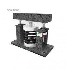 لرزه گیر فنری مهاردار لینکران مدل VSR.0500