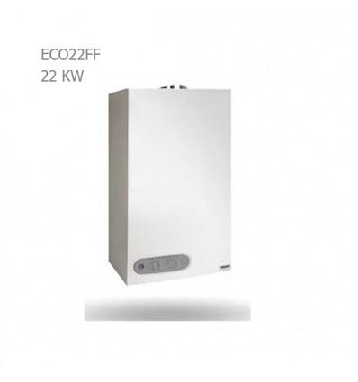 پکیج گازی دیواری ایران رادیاتور مدل ECO22FF