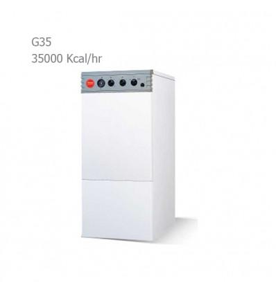 پکيج زمینی ایران رادیاتور گازی مدل G35