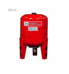 منبع تحت فشار دیافراگمی هاماک 100 لیتری