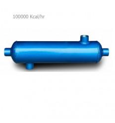 مبادل حراری خزر منبع بندر 120 kw