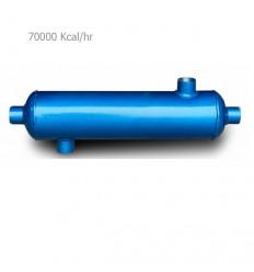 مبادل حراری خزر منبع بندر 100 kw