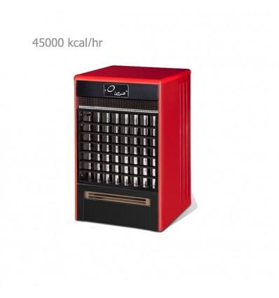 هیتر گازی فن دار انرژی مدل 640(فن آلمانی)