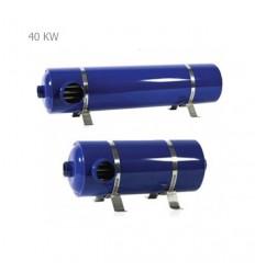مبدل حرارتی پوسته و لوله ایمکس مدل HE40