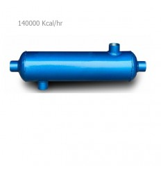 مبادل حراری خزر منبع بندر 160 kw