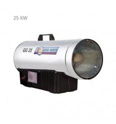 جت هیتر گاز شهری پرتابل نیرو تهویه البرز QG-25.1
