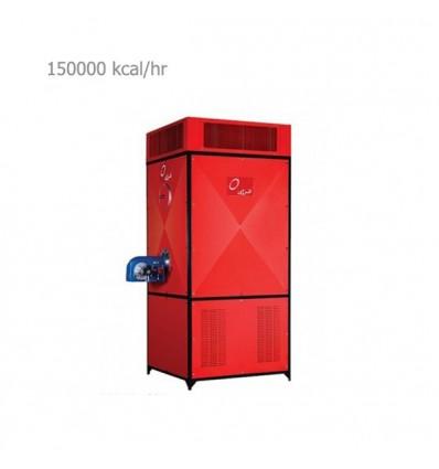 مشخصات کوره هوای گرم انرژی مدل 1560