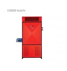 کوره هوای گرم گازوئیلی انرژی مدل 1500