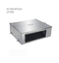 اسپلیت مرکزی سقفی توکار وستن ایر مدل IDWVRF48P1/M