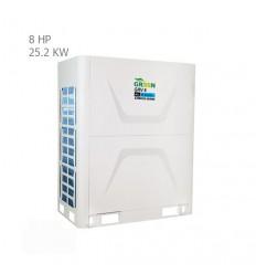 اسپلیت مرکزی گرین نسل 6 مدل GRV08P3T3/6
