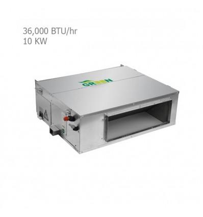 یونیت داخلی سقفی توکار VRF گرین IDGRV36P1/M
