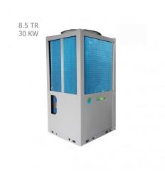 چیلر مدولار گرین 8.5 تن تبرید مدل GACCH30P3T1