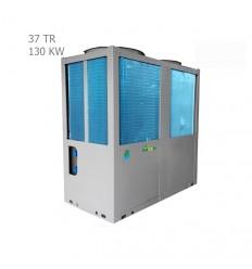 چیلر مدولار گرین 37 تن تبرید مدل GACCH130P3T1