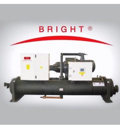 چیلر اسکرو آب خنک منابع زمینی و طبیعی(Dry Evaporator) برایت