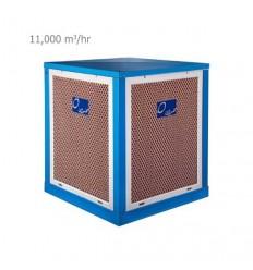 کولر آبی صنعتی سلولزی انرژی مدل EC 1100 تکفاز دو دور