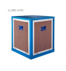 Energy Industrial Two Rounds Single-Phase Cellulose Evaporative Cooler EC1100