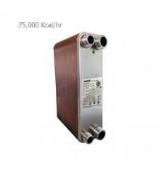 مبدل حرارتی صفحه ای پاراکس مدل WB 27 - 18