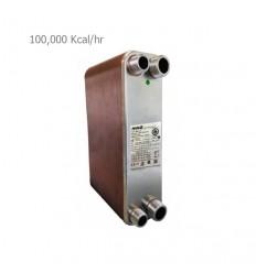 مبدل حرارتی صفحه ای پاراکس مدل WB 27 - 24