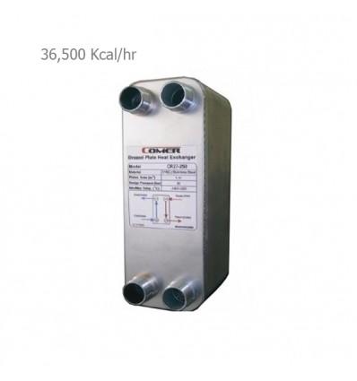 مبدل حرارتی کومر مدل CR14-72