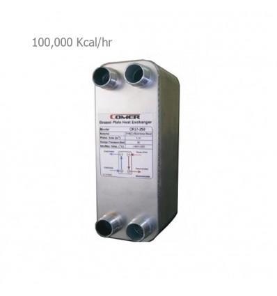 مبدل حرارتی کومر مدل CR27-200