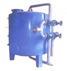 فیلتر شنی فلزی استخر دماتجهیز (گالوانیزه گرم)