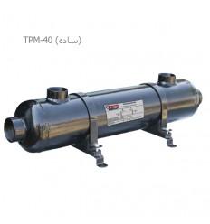 مبدل حرارتی پوسته و لوله ترموپول مدل TPM-40