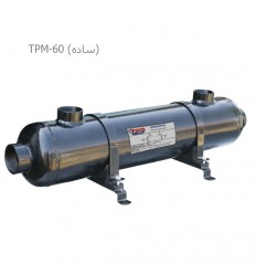 مبدل حرارتی پوسته و لوله ترموپول مدل TPM-60